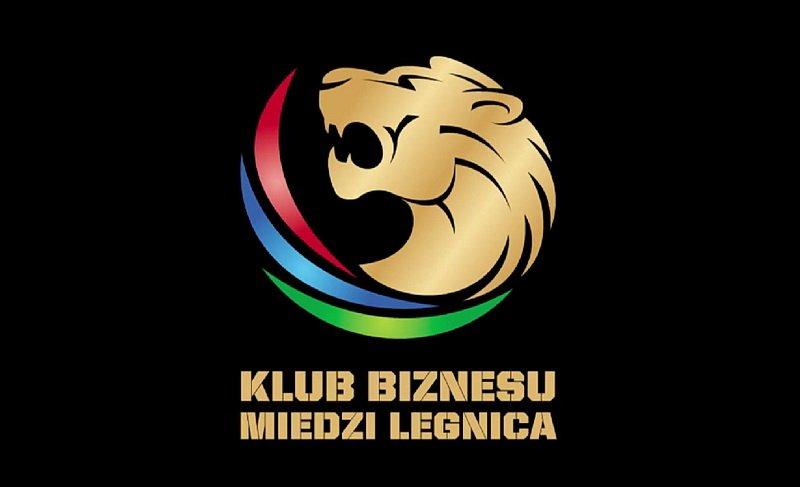 logo klubu biznesu miedzi legnica