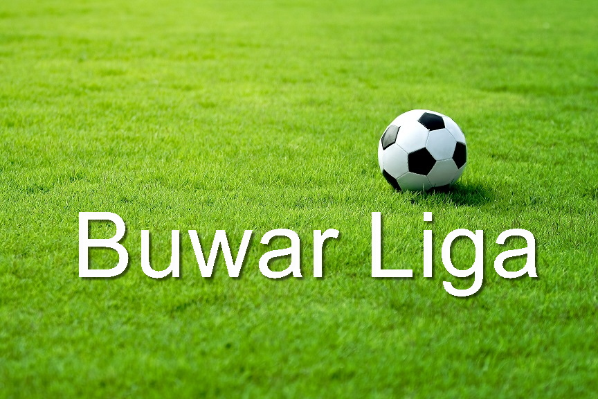 zdjęcie z piłką Buwar Liga