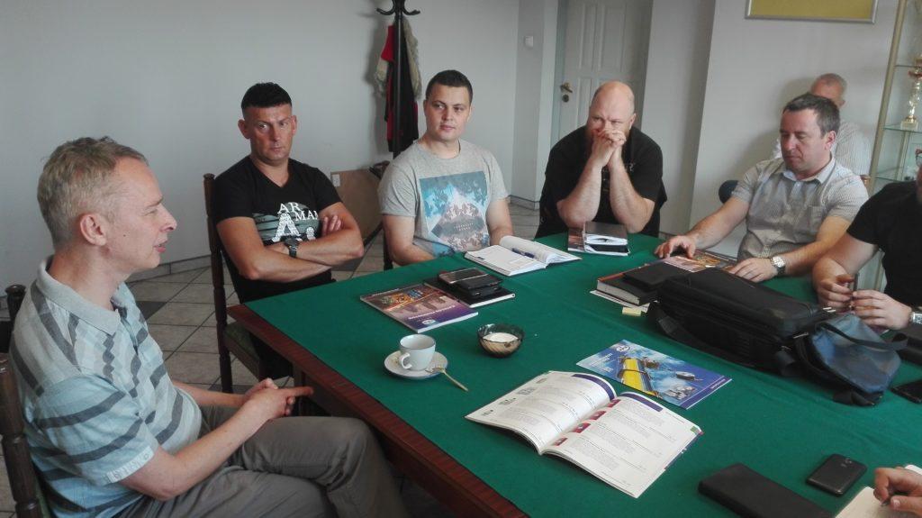 spotkanie z eurol lubricants