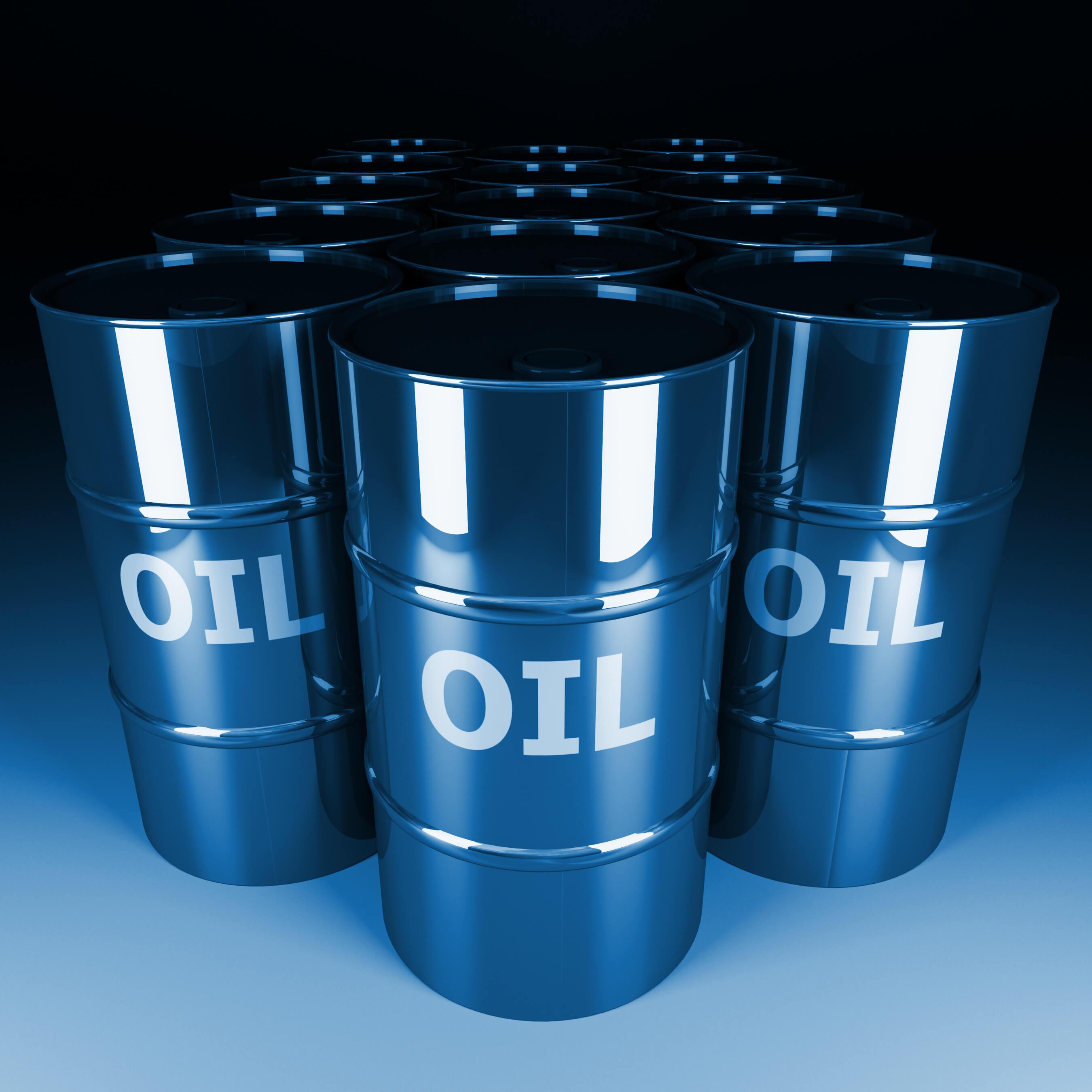 beczki na olej