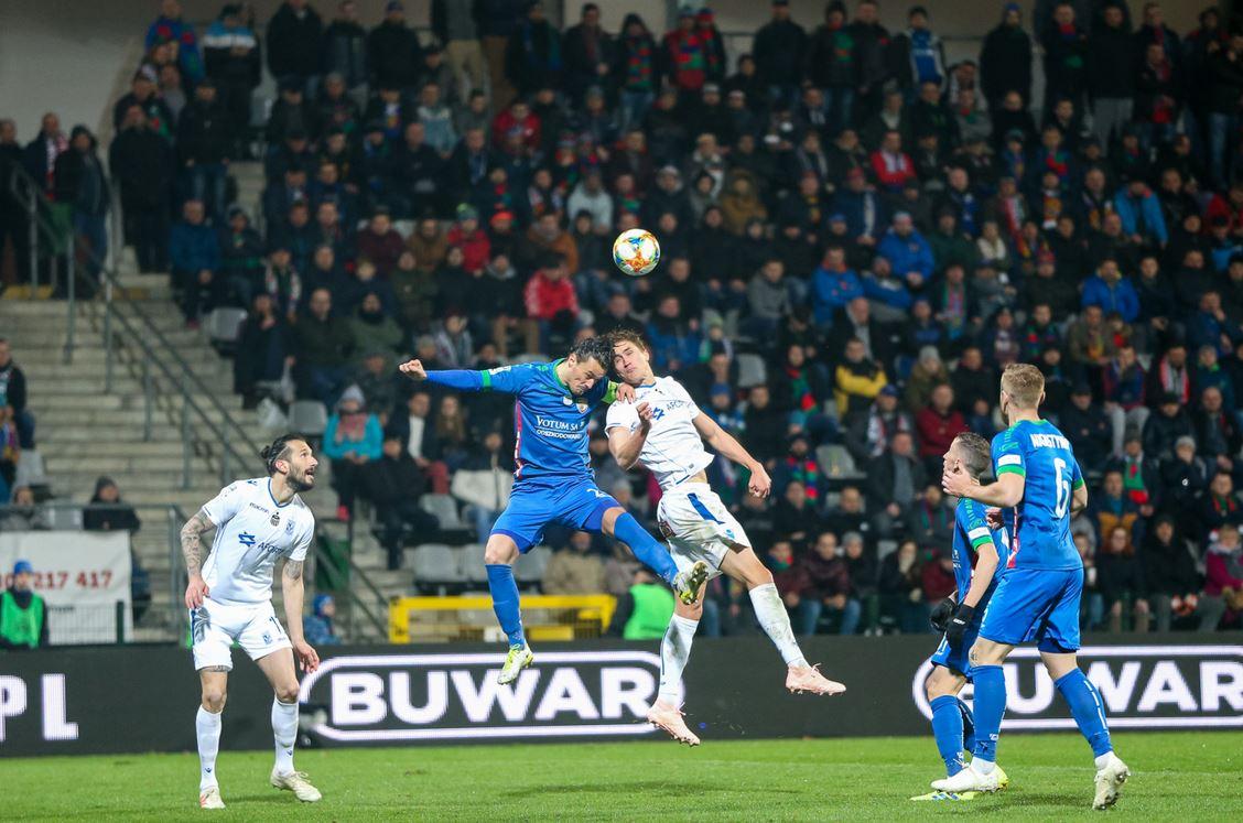 Buwar sponsorem meczu Miedzi Legnica